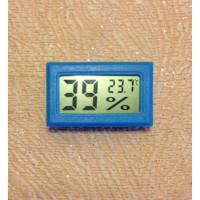 Датчик уровня влажности и температуры синий