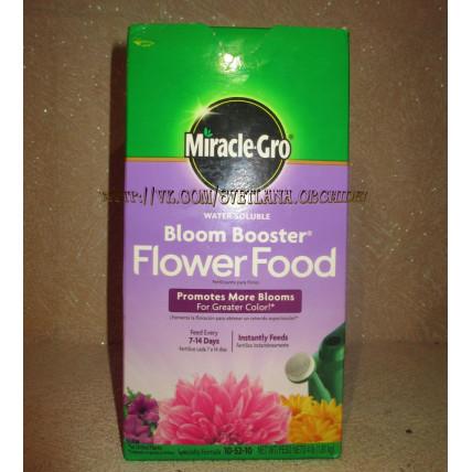 Miracle-Gro Blооm Booster с формулой 10-52-10 ручная фасовка 15 гр.