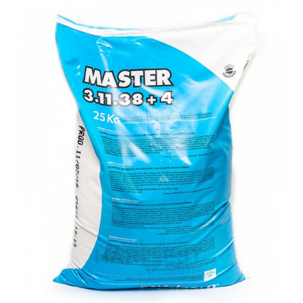 Мастер 3-11-38+4Mg ручная фасовка 100 гр