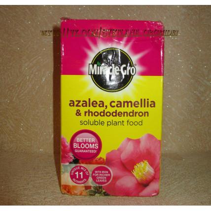 Miracle-Gro Azalea, Camellia, Rhododendron c формулой 16-6-16 ручная фасовка 30 гр.